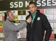 Video intervista esclusiva a L. Veratti dopo Massese Fezzanese 3 a 2 dello 04/12/16