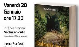 """""""L'Antro delle Apuane"""". Un viaggio tra miti e leggende raccontati da Nicola Iacopetti"""