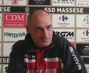 Intervista a G. Lazzini prima di Massese - Sestri Levante. Del 24/03/17