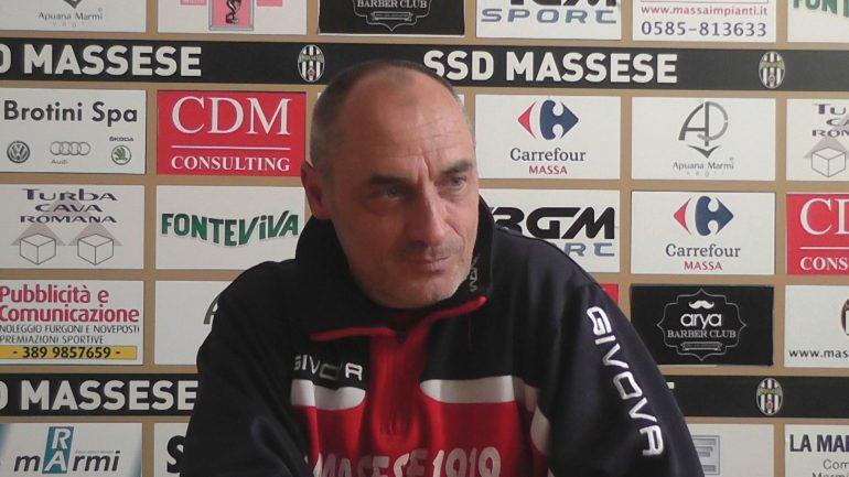 Video intervista esclusiva a G. Lazzini prima di Massese Grosseto dello 03/03/17
