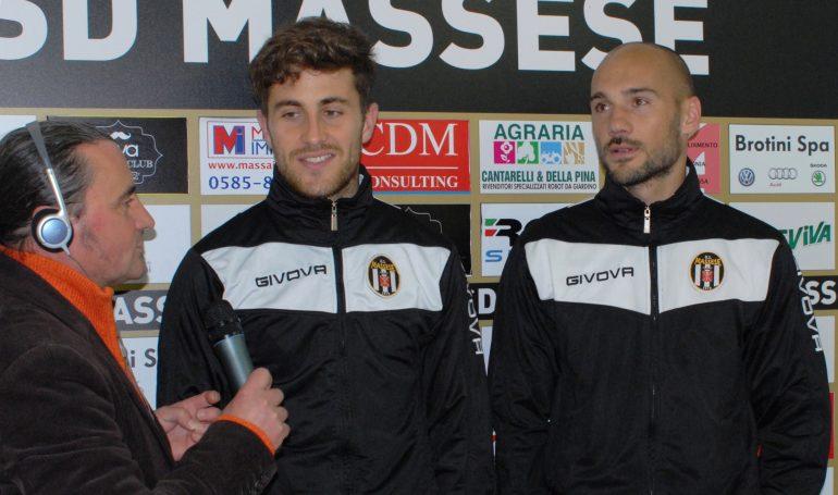 Video intervista esclusiva a F. Di Paola e T. Biasci dopo Massese Grosseto 4 – 0 dello 05/03/17