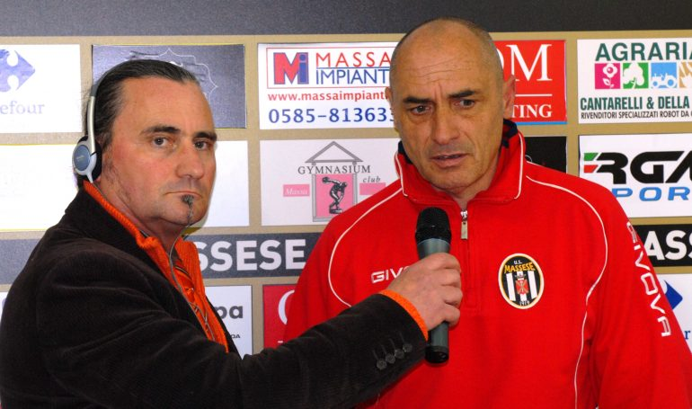 Video intervista esclusiva a G. Lazzini dopo Massese Grosseto 4 – 0 dello 05/03/17