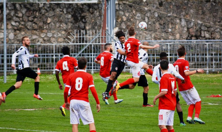 Massese Grosseto 4 – 0 Highlights di Umberto Meruzzi dello 05/03/17