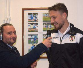 Video intervista esclusiva a L. Checchi dopo Ligorna Massese 2 - 6 del 19/03/17