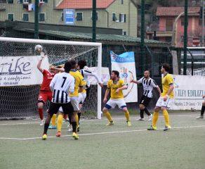 Ligorna - Massese 2 - 6 Highlights di Umberto Meruzzi del 19/03/17