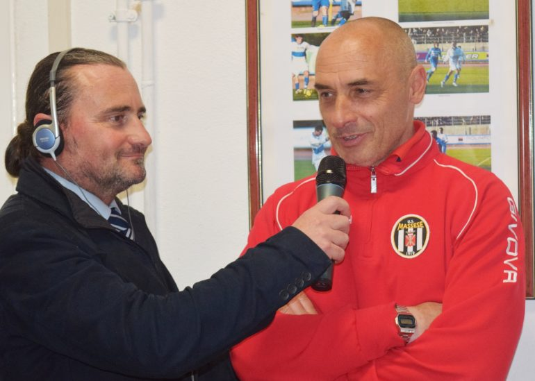 Video intervista esclusiva a G. Lazzini, dopo Ligorna Massese 2 – 6 del 19/03/17