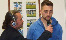 Video intervista esclusiva a D. Valenti, dopo Ligorna Massese 2 - 6 del 19/03/17