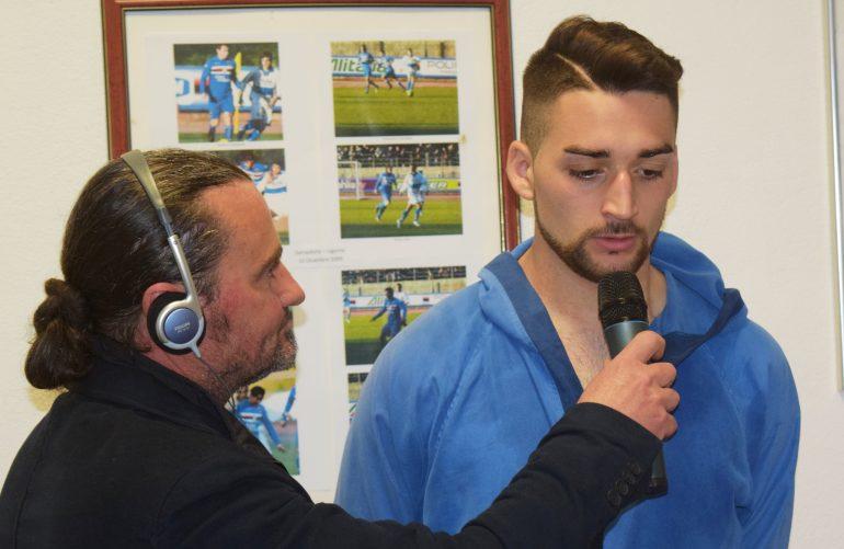Video intervista esclusiva a D. Valenti, dopo Ligorna Massese 2 – 6 del 19/03/17