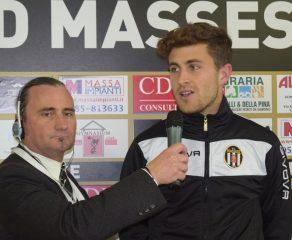 Video intervista esclusiva a T. Biasci dopo Massese - Sestri Levante 4 - 1 del 26/03/17