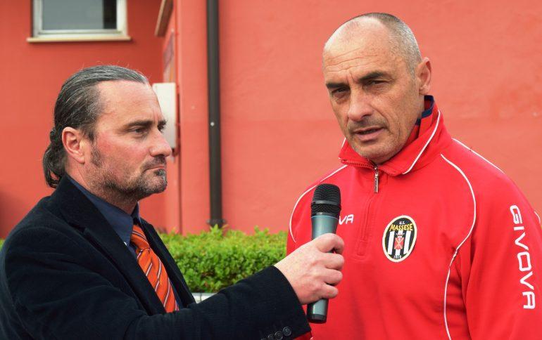Video intervista esclusiva a G. Lazzini dopo Ghivizzano Borgo a Mozzano – Massese 2 – 3  dello 02/04/17