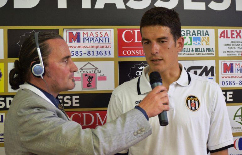 Video intervista esclusiva ad A. Guerci dopo Massese – Real Forte Querceta 1 – 2 dello 09/04/17