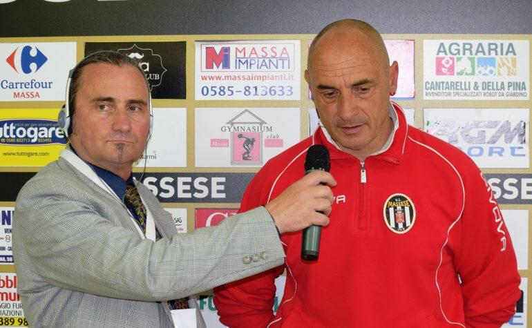 Video intervista esclusiva a G. Lazzini dopo Massese – Real Forte Querceta 1 – 2  dello 09/04/17