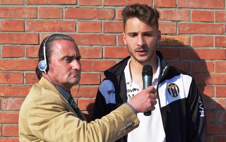 Video intervista esclusiva a Marco Barsottini dopo Fezzanese – Massese 3 – 0 del 13/04/17