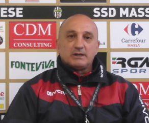 Video intervista esclusiva a L. Magrini, prima della finale play-off Massese - Savona. Del 19/05/17