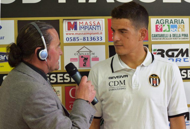 Video intervista esclusiva ad A. Guerci, dopo Massese Savona 1 – 0 dello 07/05/17