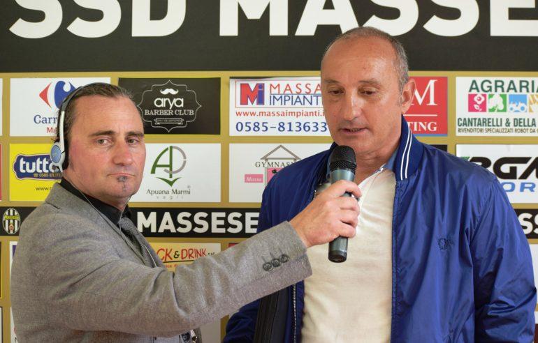 Video intervista esclusiva a L. Magrini dopo Massese Savona 1 – 0 dello 07/05/17