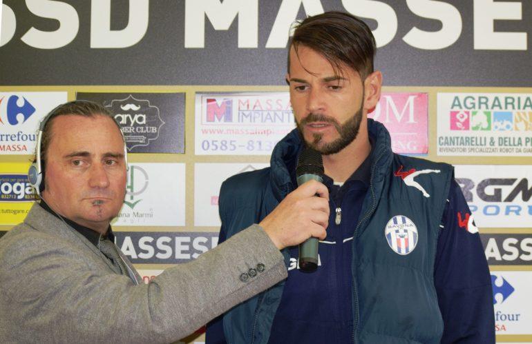 Video intervista esclusiva ad A. Mariotti dopoMassese Savona 1 – 0  del 07/05/17