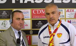 Video intervista a P. Buttu dopo la semifinale play-off Massese - Finale 2 - 1  del 14/05/17