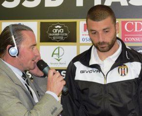 Video intervista a Biagio Pagano dopo Massese - Finale 2 - 1 del 14/05/17