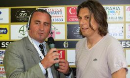 Video intervista a G. Bondielli, dopo Massese - Savona 2 - 1, play-off del 21/05/17