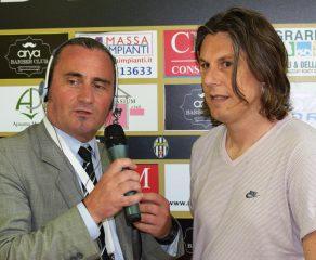 Video intervista a G. Bondielli, dopo Massese - Savona 2 - 1, play-off del 21/05/17