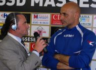 Video intervista a F. Casazza, dopo Massese - Savona 2 - 1, play-off  del 21/05/17.