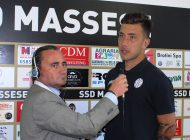 Video intervista a J. Murano, dopo Massese - Savona 2 - 1, play-off del 21/05/17
