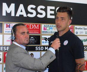 Video intervista a J. Murano, dopo Massese - Savona 2 - 1, play-off del 21/05/17