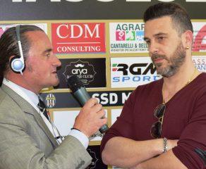 Video intervista ad A. Tabarrani, dopo Massese - Savona 2 - 1, finale play-off del 21/05/17