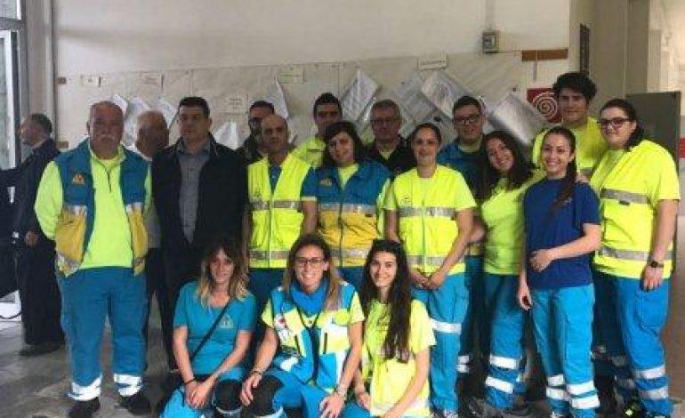 """Montignoso premia gli specialisti medici volontari e i volontari della Misericordia per la Giornata di prevenzione. Attesa per una….""""sorpresa"""""""