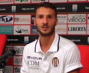 Intervista a M. Barsottini dopo la sconfitta di misura della Massese in Coppa Italia a Piacenza