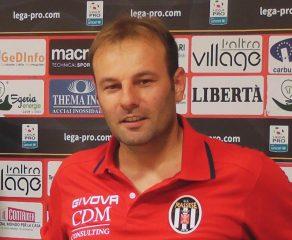 Piacenza - Massese 1 - 0, intervista a C. Zanetti del 30/07/17