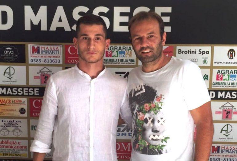 Dalla Genoa C. F. C. arriva Benedetti e dall'A. C. Pisa, Grandoni.