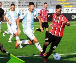 Virtus Entella - Massese 1 - 1 gara amichevole. Highlights di Umberto Meruzzi del 20/08/17