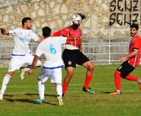 Massese - Seravezza Pozzi 1 - 1 Highlights di Umberto Meruzzi dello 08/10/17