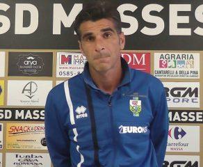 Massese - Seravezza Pozzi 1 - 1 Intervista a L. Fiale dello 08/10/17
