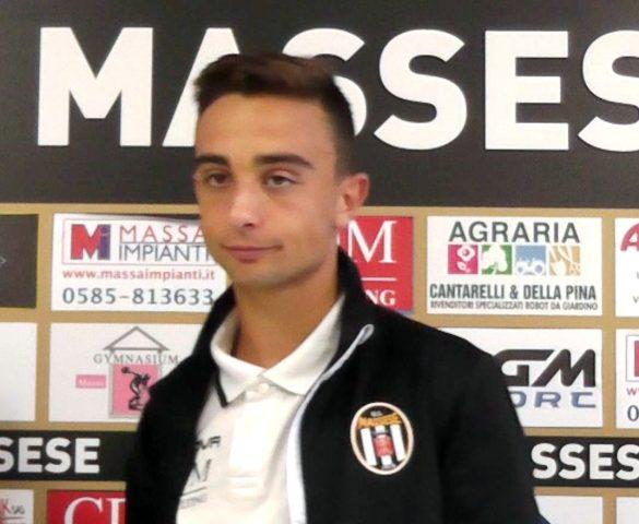 Massese - Seravezza Pozzi 1 - 1 Intervista ad A. Raimo dello 08/10/17
