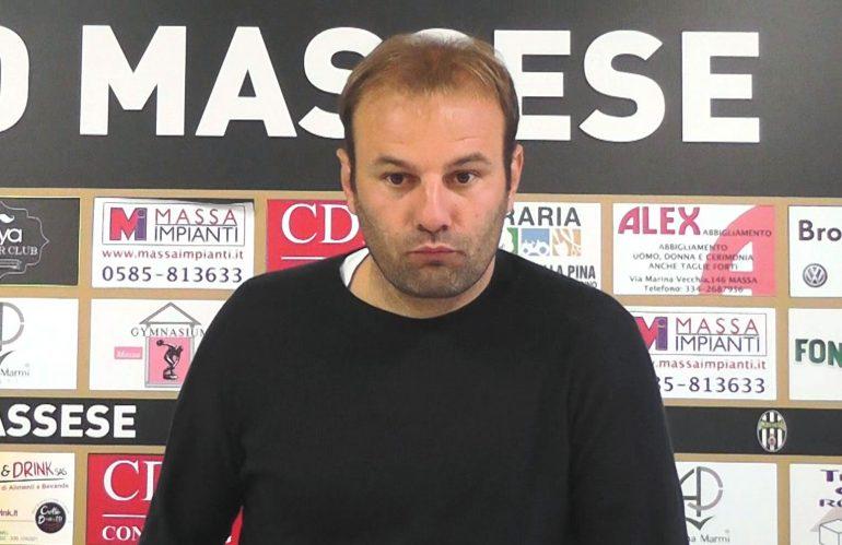 Massese – Seravezza Pozzi 1 – 1 Intervista a C. Zanetti dello 08/10/17