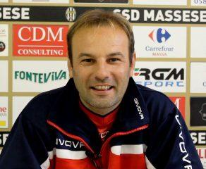 Conferenza stampa di C. Zanetti prima di Lavagnese - Massese . Del 13/10/17