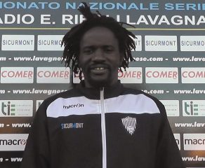 Lavagnese - Massese 2 - 2 Intervista a D. Fonjock del 15/10/17
