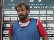 Lavagnese - Massese 2 - 2 Intervista a G. Venuti del 15/10/17