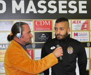 Massese - Scandicci 2 - 1. Intervista a M. Spinosa del 12/11/17