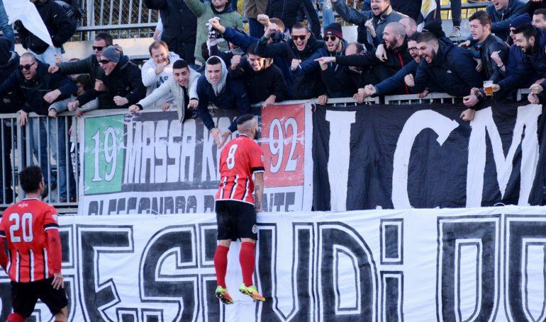 Massese – Valdinievole Montecatini 1 – 0. Highlights di Umberto Meruzzi del 26/11/17