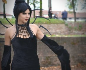 Lucca Comics & Games 2017: eroi si nasce, cosplayers si diventa