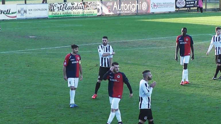 Sestri Levante – Massese 1 – 0 . Highlights di Umberto Meruzzi dello 03/12/17