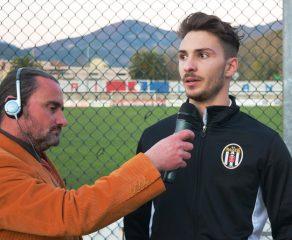 Sestri Levante - Massese 1 - 0 Video intervista a M. Barsottini dello 03/12/17