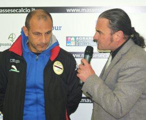 Massese - Argentina Arma 5 - 0 Video intervista esclusiva a M. Casu del 10/12/17