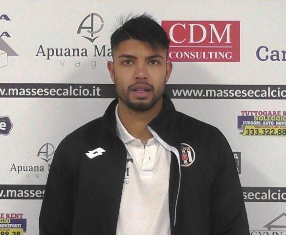 Massese - Argentina Arma 5 - 0. Video intervista esclusiva a Bryan Gioè.