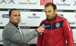 Massese - Argentina Arma 5 - 0 Video intervista esclusiva a C. Zanetti del 10/12/17