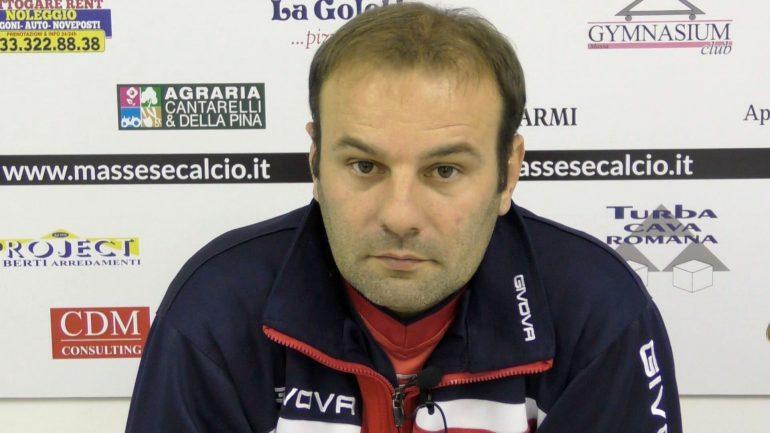 Video conferenza esclusiva di C Zanetti prima di Ligorna – Massese. Dello 05/01/18